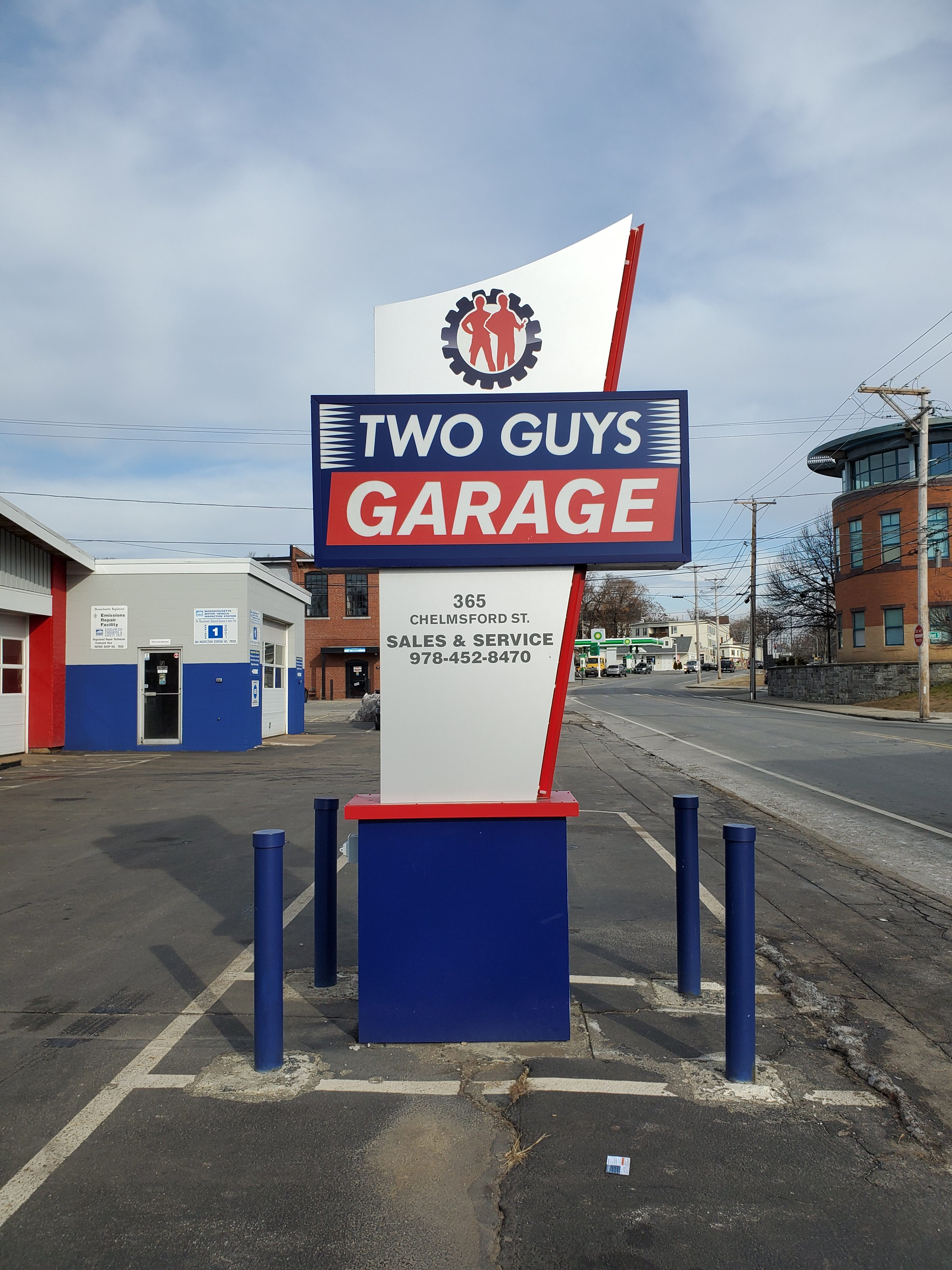 Oil Change Near Me Cheap >> Two Guys Garage Auto Repair State Inspections Oil Change